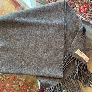 Echo 100% cashmere scarf